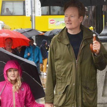 Meet Neve O'Brien – Photos of Conan O'Brien's Daughter With Wife Liza Powel O'Brien