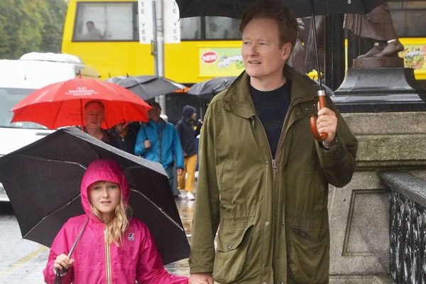Neve O'Brien is the daughter of Conan O'Brien