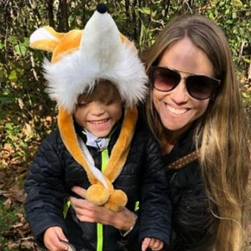 Nicole Curtis wants sole custody of son Harper but got separated from him on Thanksgiving