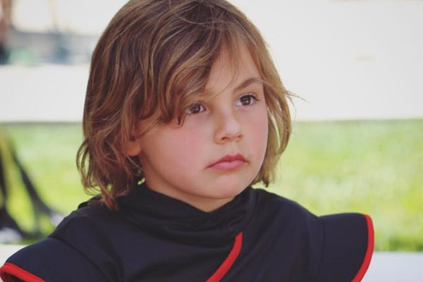 Noah Phoenix Ambrosio Mazur Photos Of Alessandra Ambrosios Son
