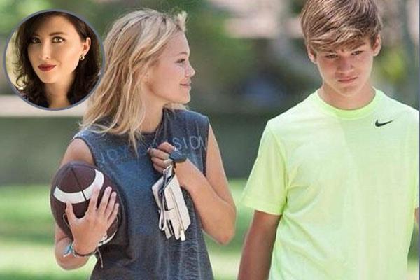 Olivia Holt's siblings
