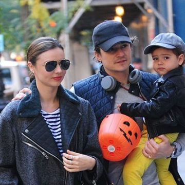 Meet Flynn Christopher Bloom – Photos of Orlando Bloom's Son With Ex-Wife Miranda Kerr