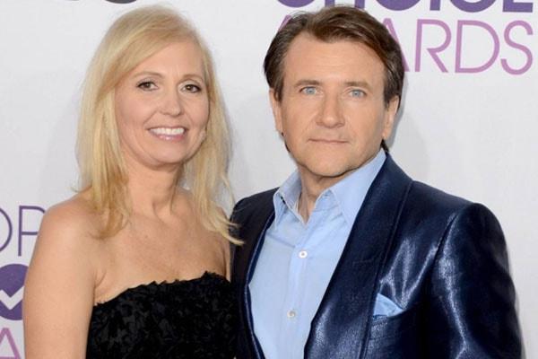 Robert Herjavec and his ex-wife Diane Plese
