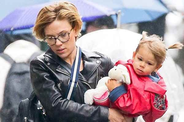 Scarlett Johansson's daughter, Rose