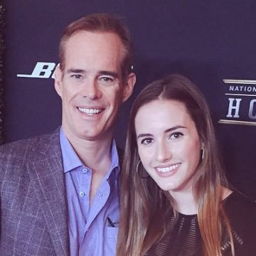 Meet Trudy Buck – Photos of Joe Buck's Daughter With Ex-Wife Ann Buck