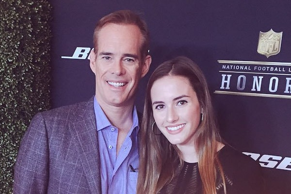 Joe Buck's daughter, Trudy Buck