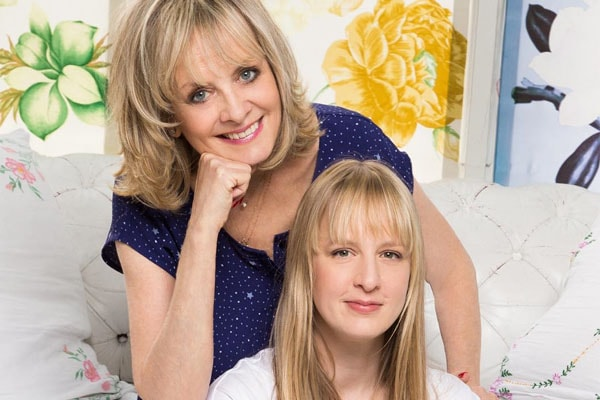 Twiggy's Daughter, Carly Witney