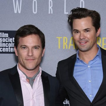 Meet Mike Doyle – All You Need To Know About Andrew Rannells' Boyfriend