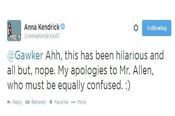 Anna Kendrick and Her boyfriend, Ben Richardson