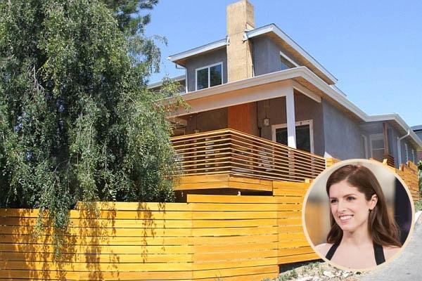 Million Dollar House of Anna Kendrick