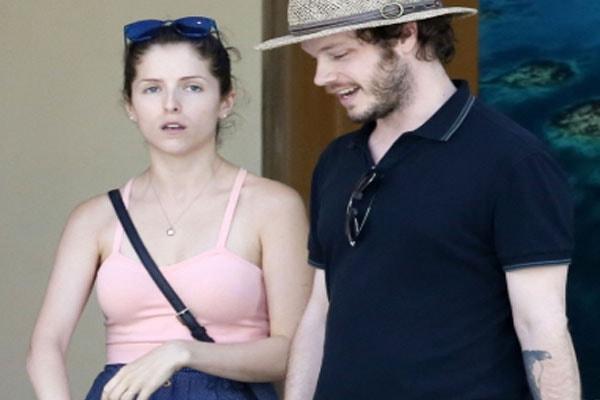 Anna Kendrick's dating Ben Richardson