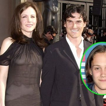 Meet William Atticus Parker – Photos of Billy Crudup's Son With Baby Mama Mary-Louise Parker