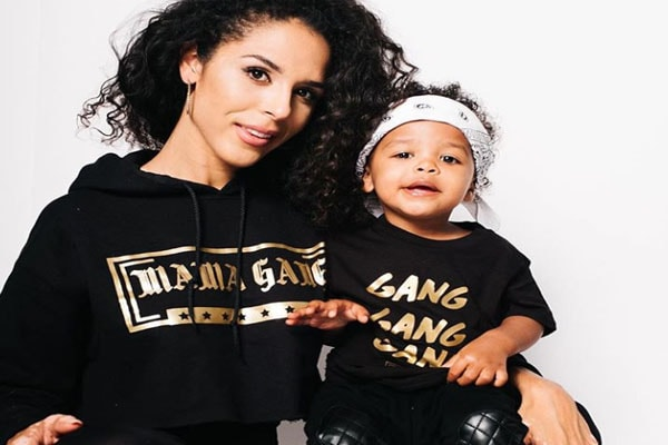 Nick Cannon's son Golden Cannon