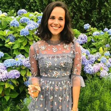 Meet Caroline Couric Monahan – Photos of Katie Couric's Daughter With Late Husband Jay Monahan
