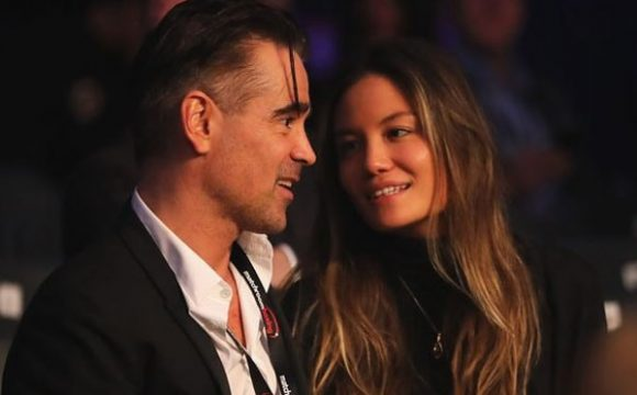 Who Is Colin Farrell's Girlfriend? Know All About His Relationship
