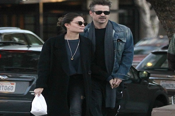 Who Is Colin Farrell's Girlfriend? Know All About His ...