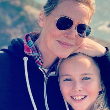 Meet Bryce Thadeus Ulrich-Nielsen – Photos Of Connie Nielsen's son with Ex-Partner Lars Ulrich