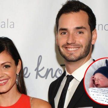 Meet Zander Cruz Siegfried- Desiree Hartsock's Second Baby Boy With Husband Chris Siegfried