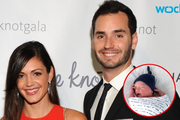 Zander Cruz Siegfried, son of Desiree Hartsock and Chris Siegfried