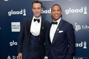Don Lemon's boyfriend Tim Malone