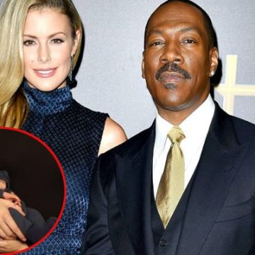 Meet Max Charles Murphy-Eddie Murphy's Tenth Child With Fiance Paige Butcher
