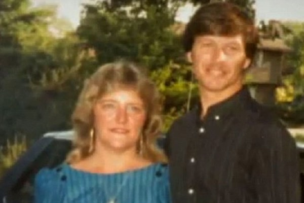 Gary Ridgway with his third wife Judith