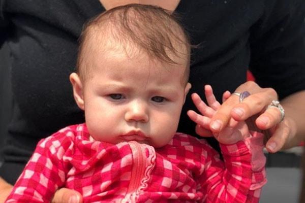 Jeffrey Dean Morgan's daughter