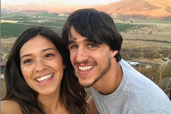Gina Rodriguez's boyfriend Joe LoCicero