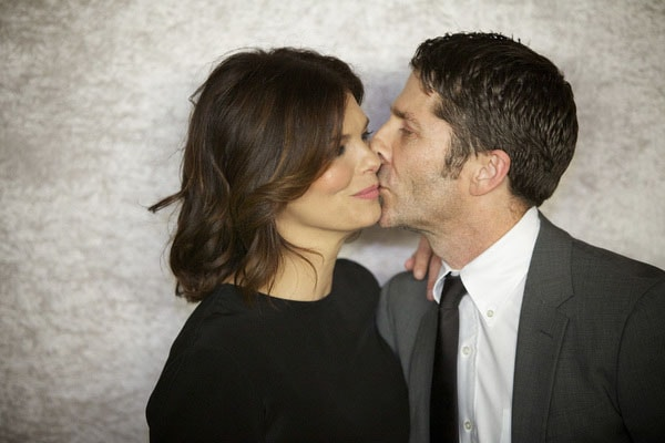 Leland Orser and Jeanne Tripplehorn married in 2000.