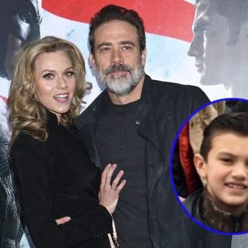 Meet Augustus Morgan – Photos of Jeffrey Dean Morgan's Son With Wife Hilarie Burton