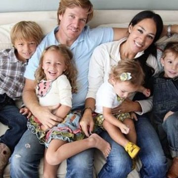 HGTV Realtors Chip and Joanna Gaines are Parents to Five Children. Welcomed Fifth Son Crew on June 2018.