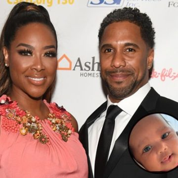 Kenya Moore's daughter Brooklyn Doris Daly is Healthy and adorable. Moore Suffered from preeclampsia during pregnancy