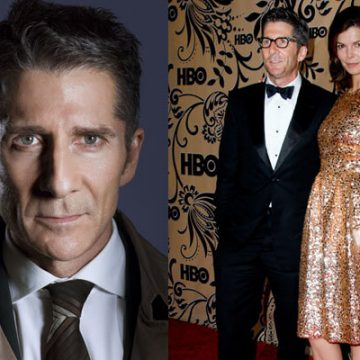 Meet Leland Orser – Jeanne Tripplehorn's Husband And Father Of Her Son August