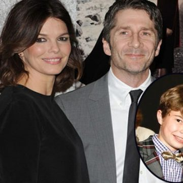 Meet August Tripplehorn Orser – Photos Of Leland Orser's Son With Wife Jeanne Tripplehorn