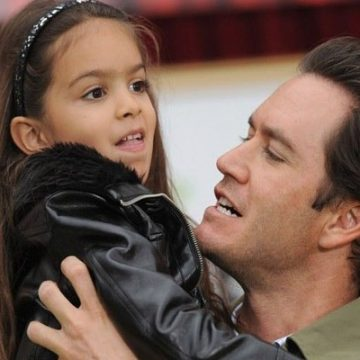 Meet Ava Lorenn | Mark-Paul Gosselaar's Daughter With His Ex-Wife Lisa Ann Russell