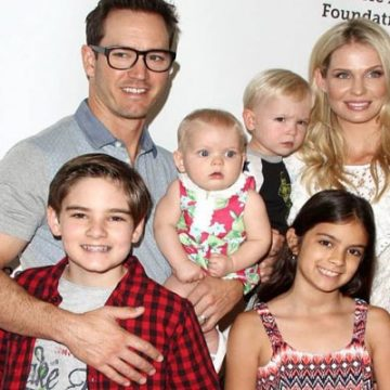 Meet Michael Charles Gosselaar-Photos Of Mark-Paul Gosselaar's son With His Ex-Wife Lisa Ann Russell