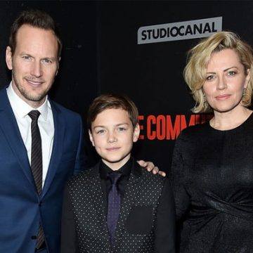 Meet Kalin Patrick Wilson – Photos of Patrick Wilson's Son With Wife Dagmara Domińczyk