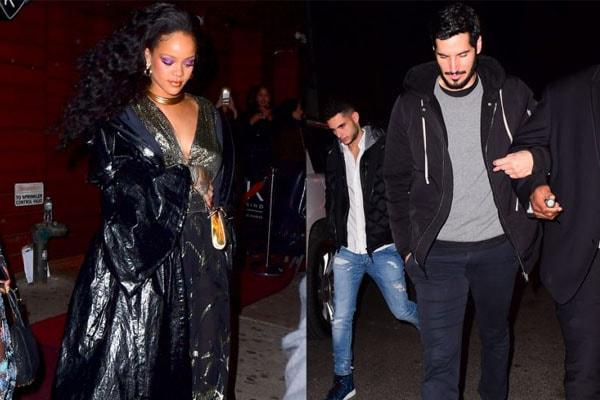 Rihanna's boyfriend Hassan Jameel
