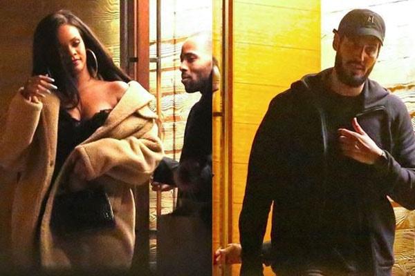 Rihanna dating Hassan Jameel