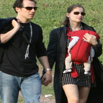 Meet Orlando Accorsi- Photos Of Stefano Accorsi's Son With His Ex-Fiancee Laetitia Casta.