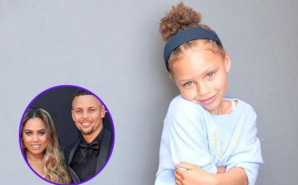 Meet Riley Elizabeth Curry – Photos of Stephen Curry's Daughter with Wife Ayesha Curry