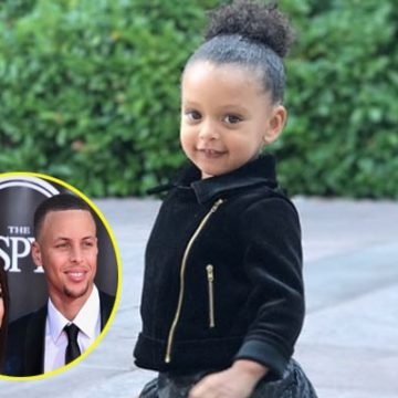 Meet Ryan Carson Curry – Photos of Stephen Curry's Daughter with Wife Ayesha Curry