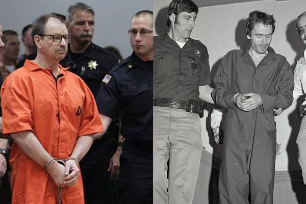 Ted Bundy and Gary Ridgway pay for their sins