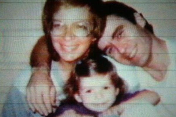Tedd Bundy and His child