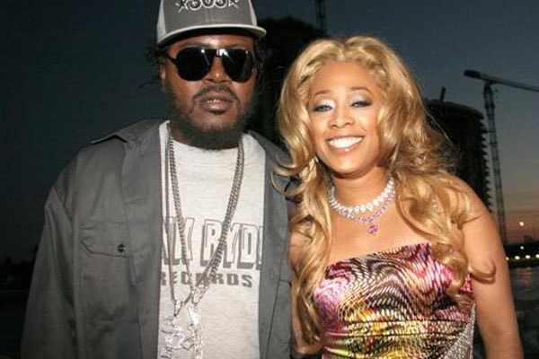 Trina and Trick Daddy fight