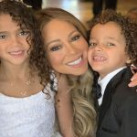 Nick Cannon's daughter Monroe Cannon and ex-wife Mariah Carey