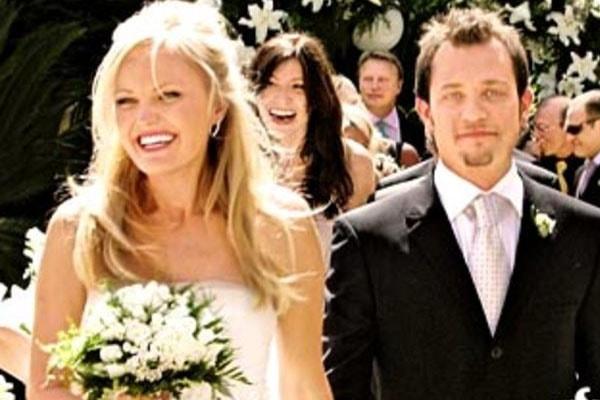 Malin Ackerman ex-husband