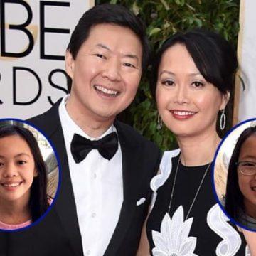 Meet Alexa Jeong and Zooey Jeong – Photos of Ken Jeong's Twin Children With Wife Tran Jeong