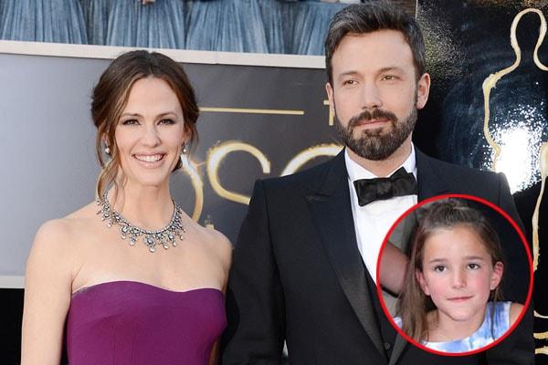Ben Affleck daughter's Seraphina Rose Elizabeth
