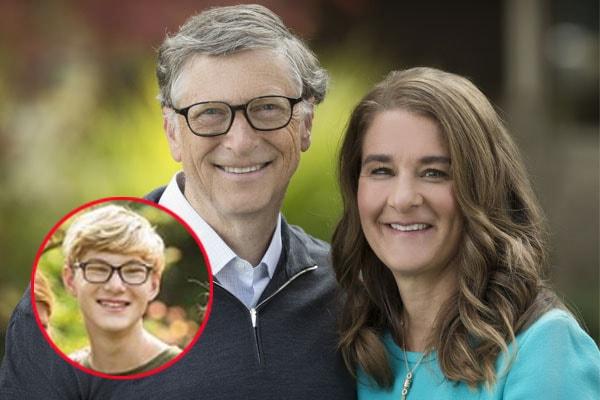Bill Gates' son Rory John Gates